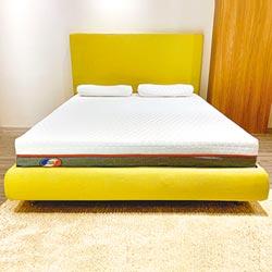 床寢高科技 全時間調節溫度