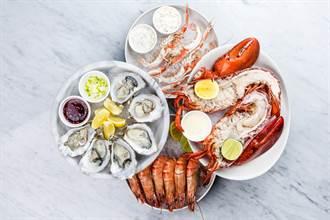 吃個飯海鮮超「激情」 饕客好震驚