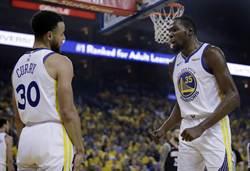 NBA》柯瑞:別再挑撥杜蘭特和勇士關係