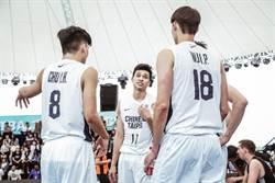 亞洲盃三對三》中華男籃驚險闖進8強
