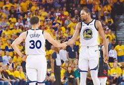 NBA》過去十年最強三巨頭 勇士浪花力壓熱火詹韋