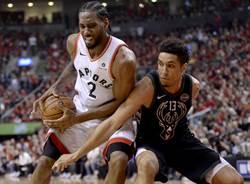 NBA》里歐納德逆襲 暴龍隊史首闖總冠軍賽