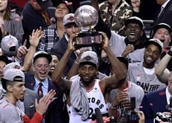 NBA》暴龍3優勢克勇士 防守加里歐納德