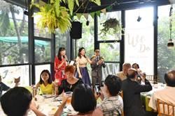 小婚禮成潮流 咖啡廳也能辦婚宴場