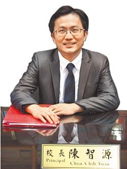 陳智源掌北一女 首位男校長