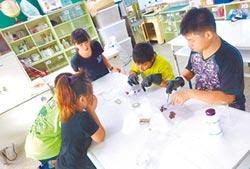 魚肚殘留塑膠 公館國小學童研究奪冠