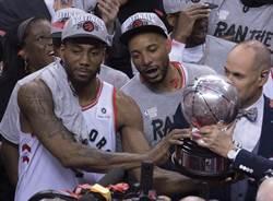 NBA》里歐納德會笑?影片點擊300萬
