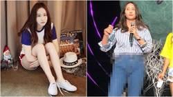 Krystal出席好友演唱會驚見「粗壯象腿」網:真的胖了