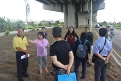 活化西濱橋下空間  苑裡西平里擬建籃球場