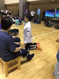 日本球王下跪扛責?原來是大烏龍