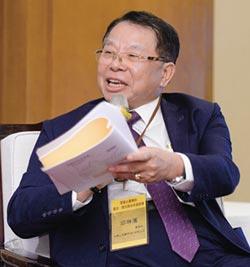 中興工程顧問公司董事長邱琳濱 獨立招標制 減少營造廠干擾