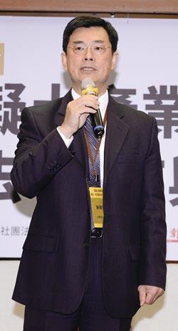 台灣混凝土學會理事長詹穎雯 混凝土廠 居住安全首道關卡