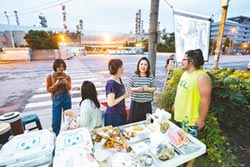 中油大林廠野餐 回首526鎮暴