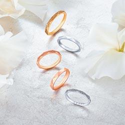 6月新娘挑婚戒 踏入精品珠寶大門