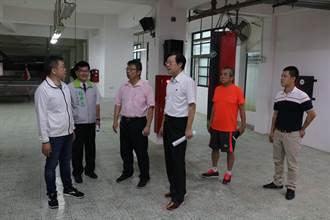 蔡其昌再爭1.6千萬 投入海線教育設施