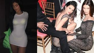 幾乎全裸!時尚圈掀起「透視裝」風潮 小S曾挑戰大展性感好身材