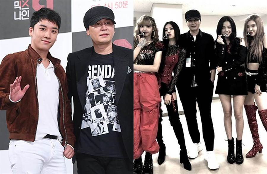 YG娛樂社長梁鉉錫一手捧紅BIGBANG、2NE1、BLACKPINK等天團。(圖/翻攝自韓網)