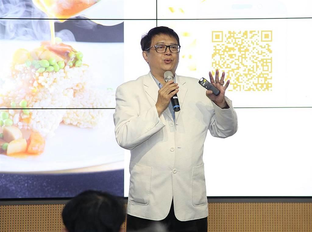《永慶公益講座》5/22邀請法國藍帶協會亞太地區最高名譽主席梁幼祥,分享台灣飲食文化的變革。