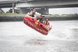 台北市內滑水衝浪?士林萬麗酒店推消暑住房
