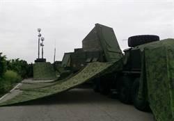 愛國者三型飛彈機動部署戰備跑道
