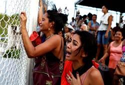 2天57死!巴西囚犯自相殘殺 凶器竟是它