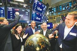 獲利遙遙無期 獨角獸IPO多失色 10家有6家跌下高峰