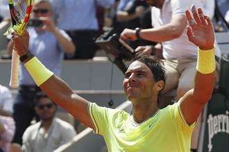 法網》資格賽選手不夠看 納達爾直落三輕鬆贏