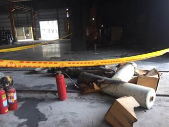 屏大理石工廠傳工安   2度爆炸6人送醫3人插管