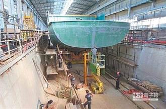 涉獵雷艦案 慶富總部首拍19億多無人投標