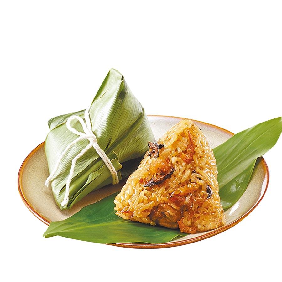 全家銷售前3名「粽情意野薑花粽」,10入299元。(全家提供)