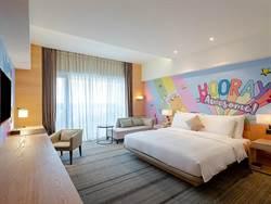 首家卡通主題親子飯店 和逸飯店台南西門館全新出擊