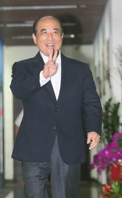 王金平不參加初選 知情人士:看到6/1造勢大成功