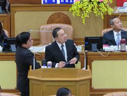 侯友宜連站三天總質詢 綠議員:你有做事我們嘸甘
