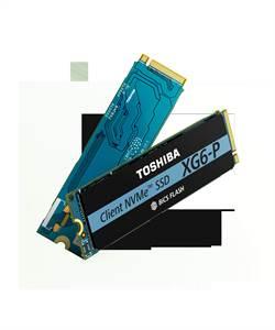 東芝記憶體XG6-P SSD提升高效能 為高階客戶應用及數據中心提供最高容量達2TB的新一代 NVMe SSD
