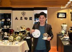 李明川出席活動順手買藝品當投資  花藝跨界將推品牌聯名氣泡水