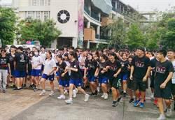 員林高中、國中師生熱血畢業路跑 媲美專業馬拉松