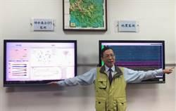 龜山島藏岩漿庫 學者:噴發恐引海嘯宜蘭淹一半