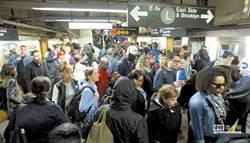 紐約最髒地鐵曝光 畫面讓市民傻眼