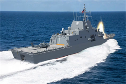 洛馬退出美海軍新世代導彈巡防艦FFG(X)競標