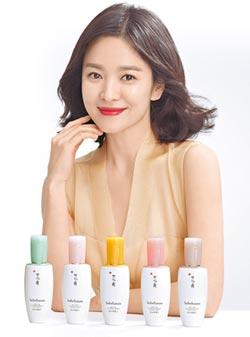 宋慧喬最愛的保養品 美妝迷追捧