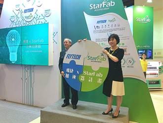 《電腦設備》飛捷攜手StarFab,培育智慧零售新創