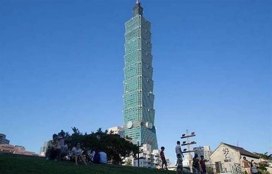 台灣地標101。(本報系資料照片)