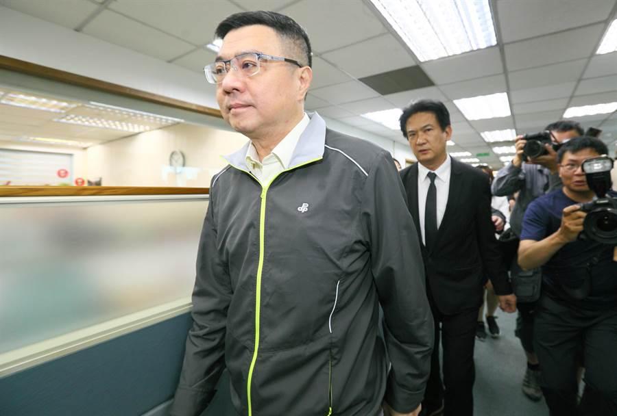民進黨黨主席卓榮泰。(資料照片 張鎧乙攝)