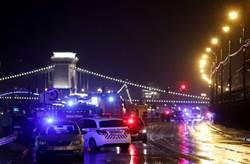 乘船遊多瑙河翻覆 南韓團7死19失蹤