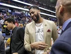 NBA》留不住一眉哥 鵜鶘接受各隊報價