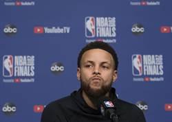NBA》柯瑞:總冠軍賽沒詹皇很詭異