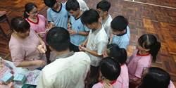 童綜合醫護 到梧棲國中談性知識