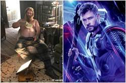 《復仇者4》雷神原會減肥成功 他曝「胖到最後」關鍵