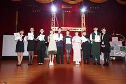 景文科大旅館達人決賽 首邀越南生登台走秀