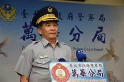 警員擊斃竊嫌終獲無罪 前分局長陳文智默默籌款打官司